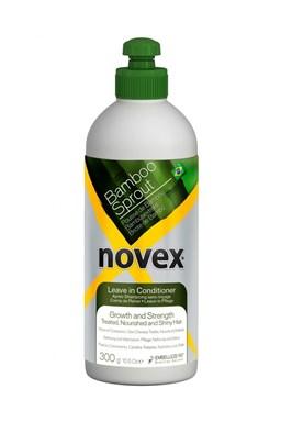 NOVEX Bamboo Shoot Leave-in Conditioner 300g - bezoplachový hydratační kondicionér