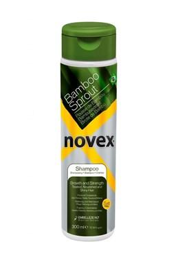 NOVEX Bamboo Shoot Shampoo 300ml - bambusový šampon na suché vlasy
