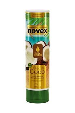 NOVEX Coconut Oil Conditioner 300ml - kondicionér na suché vlasy s kokosovým olejem