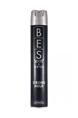 BES Hair Fashion Hair Spray Strong Hold - pružný silně tužící lak na vlasy s arganem 500ml