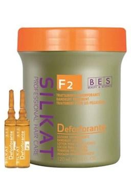 BES Silkat F2 Deforforante Lotion 12x10ml - tonikum proti lupům