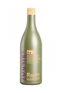BES Silkat R3 Repair Balancing Sealer 1000ml - Rekonstrukční krém pro velmi poškozené vlasy