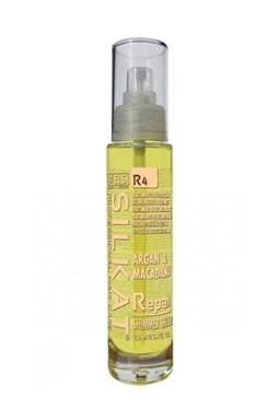 BES Silkat R4 Repair Shimmer Shield 100ml - olej s arganovým a makadamiovým olejem