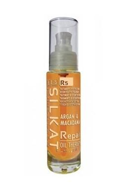BES Silkat R5 Repair Oil Therapy 100ml - opravný olej na rozdvojené konečky