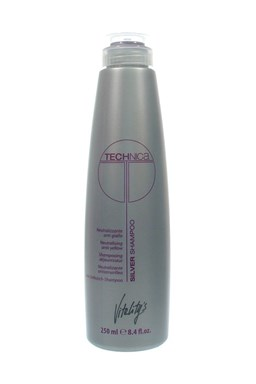 VITALITYS Technica Silver Shampoo 250ml - šampon proti žlutému nádechu vlasů