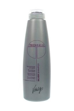 VITALITYS Technica Silver Shampoo 1000ml - šampon proti žlutému nádechu vlasů