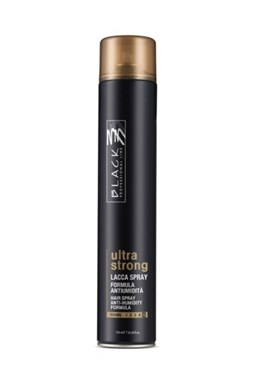 BLACK Professional Ultra Strong Hair Spray - ultra silně tužící lak na vlasy 750ml