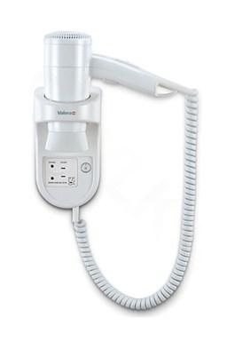 VALERA 533.03 032.05 Premium Smart 1200 Shaver hotelový fén se zásuvkou pro holící strojek - 1200W