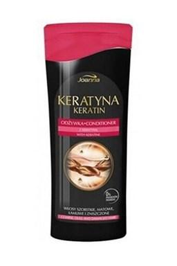 JOANNA Keratin Conditioner With Keratin 200g - keratinový kondicioner na poškozené vlasy
