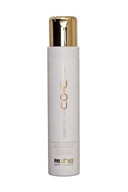 SHE Argan For You Shampoo With Argan Oil 250ml - šampon s arganovým olejem