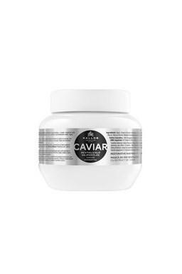 KALLOS KJMN Caviar Hair Mask 275ml - regenerační maska na poškozené vlasy