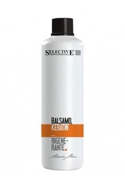 SELECTIVE Professional Balsamo Keratin Rigenerante 1l - balzám na vlasy s keratinem