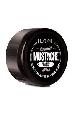 H-ZONE Essential Mustache Wax 50ml - Vosk na vousy, bradu a knír