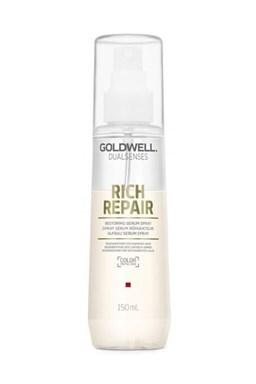 GOLDWELL Dualsenses Rich Repair Restoring Serum Spray 150ml - regenerační sprej pro narušené vlasy