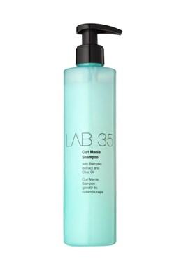 KALLOS Lab35 Curl Mania Shampoo 300ml - šampon pro vlnité vlasy