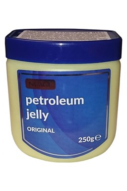 NUAGÉ Pertroleum Jelly 250g - petrolejová mast, kosmetická vazelína