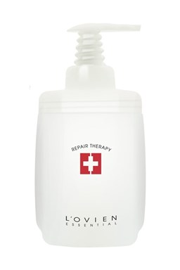 L´OVIEN ESSENTIAL Repair Therapy Mask 1000ml - reg. maska pro suché a lámavé vlasy
