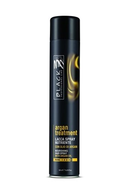 BLACK Professional Argan Treatment Spray 500ml - lak na vlasy s arganovým olejem