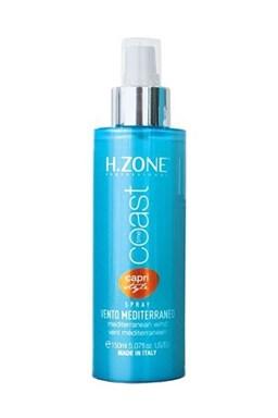 H-ZONE Coast Capri Style Vento Mediterraneo 150ml - krém ve spreji pro objem vlasů