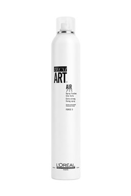 LOREAL Professionnel Tecni.Art Air Fix 400ml - č.5 extra tužící spray pro okamžitou fixaci