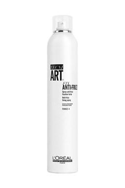 LOREAL Professionnel Tecni.Art Fix Anti-Frizz 400ml - č.4 silně fixační spray proti vlhkosti