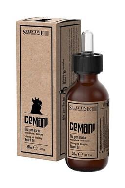 SELECTIVE For Man Beard Oil 50ml - olej na vousy a knír, rozčesávací a změkčující