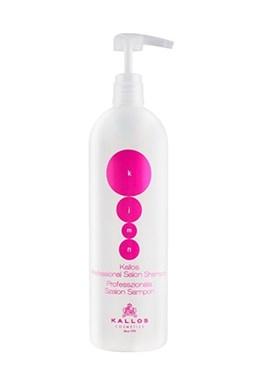 KALLOS KJMN Professional Salon Shampoo 1000ml - profi šampon s keratinem pro salony