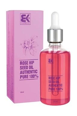BRAZIL KERATIN Rose Seed Oil 50ml - 100% čistý přírodní olej z jader plodů z růže vinné