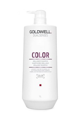 GOLDWELL Dualsenses Color Shampoo 1000ml - šampon pro barvené a tónované vlasy