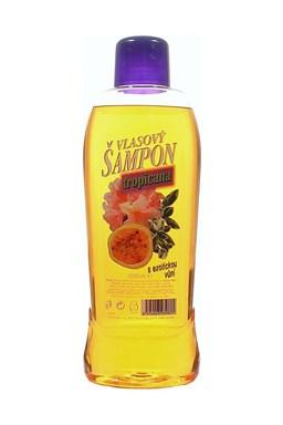 CHOPA TROPICANA - šampon s exotickou vůní na suché vlasy 1000ml