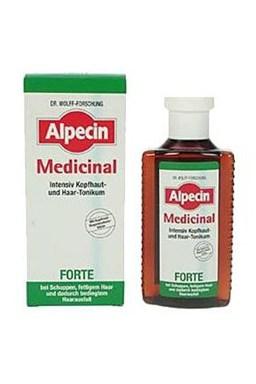ALPECIN MEDICINAL Intenzivní vlasové tonikum FORTE proti lupům a padání vlasů 200ml