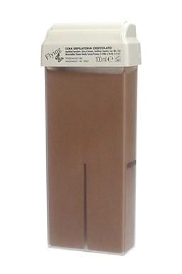 RO.IAL. Chocolade Profi depilační vosk s širokou hlavicí - Čokoláda 100ml