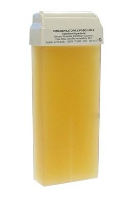 RO.IAL. Natural Profi depilační vosk s širokou hlavicí - Přírodní 100ml