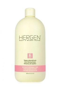 BES Hergen P1 Šampon 1000ml - proti maštění vlasů