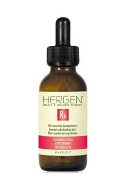 BES Hergen R6 Esenciální a ochranný elixír 50ml - pro citlivou pokožku