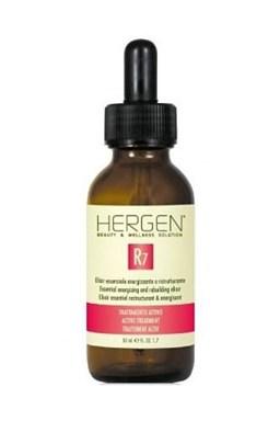 BES Hergen R7 Rekonstrukční elixír 50ml - pro zničené vlasy