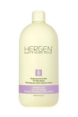 BES Hergen V1 Šampon 1000ml - prevence proti padání vlasů