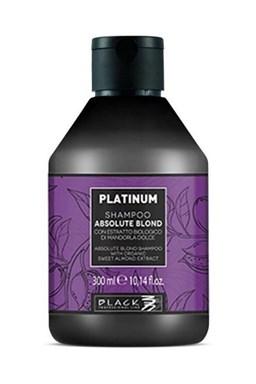 BLACK Platinum Absolute Blond Shampoo 300ml - šampon pro šedivé a melírované vlasy