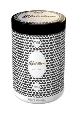MILA Hair Cosmetics Nutrition Cola Mask 1000ml - maska na vlasy suché a poškozené