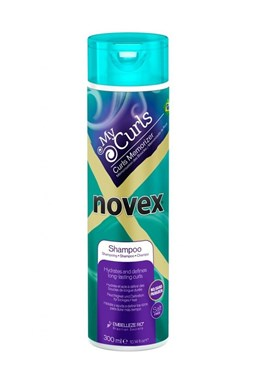 NOVEX My Curls Shampoo 300ml - šampon pro vlnité a kudrnaté vlasy