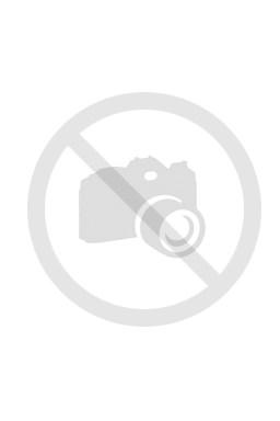 FOX Barber Kadeřnický střihací plášť BARBER EXPERT 3 - bílý, černé úzké pruhy
