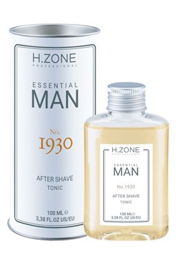 H.ZONE Essential Man No.1930 After Shave Tonic 100ml - voda po holení, velmi elegantní vůně