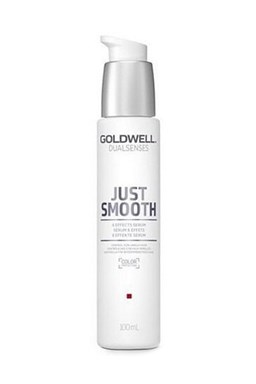 GOLDWELL Dualsenses Just Smooth 6 Effects Serum 100ml - reg. serum uhlazení krepatých vlasů