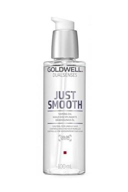 GOLDWELL Dualsenses Just Smooth Taming Oil 100ml - uhlazující olej pro nepoddajné vlasy