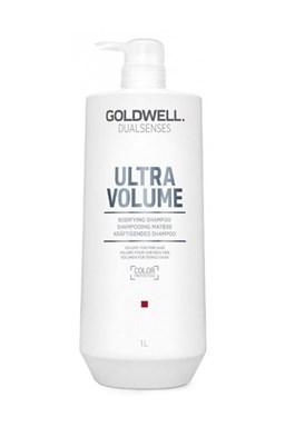 GOLDWELL Dualsenses Ultra Volume Gel Shampoo 1000ml - šampon pro větší objem vlasů