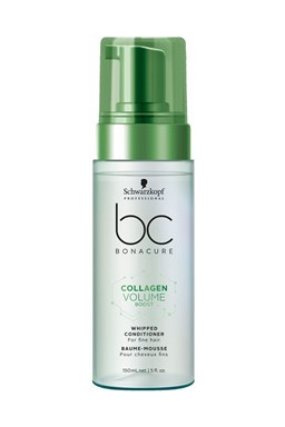 SCHWARZKOPF BC Collagen Volume Boost Whipped Conditioner 150ml - kondic. pro objem vlasů