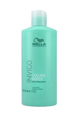 WELLA Invigo Volume Boost Crystal Mask 500ml - objemová maska na jemné vlasy