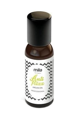 MILA Hair Cosmetics Argan Anti Frizz Mask Oil 30ml - arganový olej