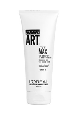 LOREAL Professionnel Tecni.Art Fix Max 200ml - gel pro strukturu a extra fixaci účesu