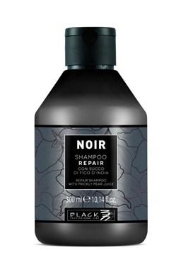 BLACK Noir Repair Shampoo 300ml - šampon s extraktem z opuncie mexické